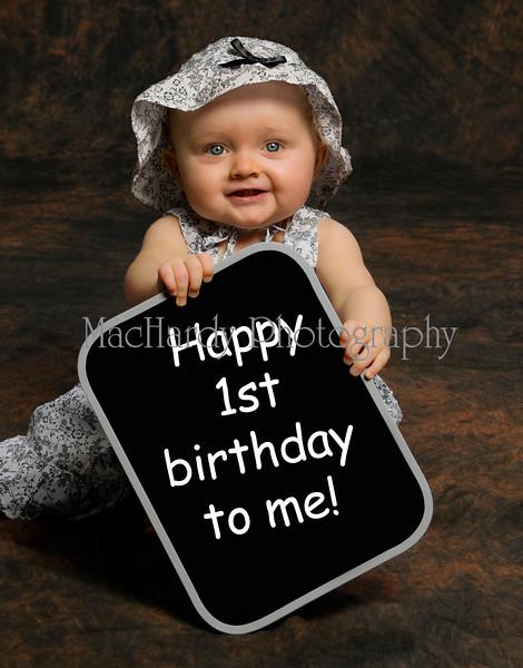 Jeana 1st Birthday