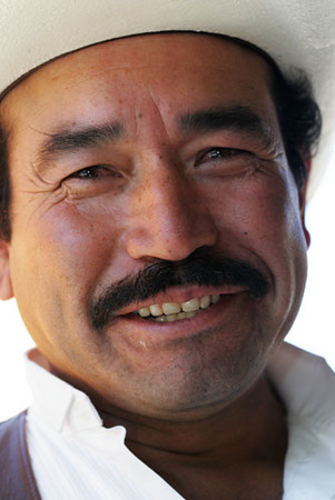 Smiling Mexican