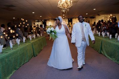 Santrina & Robert Wedding - Ceremony