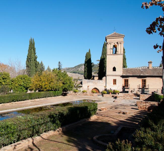 La Alhambra - Parador de San Francisco