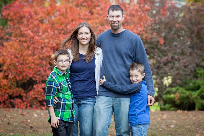 bubar family