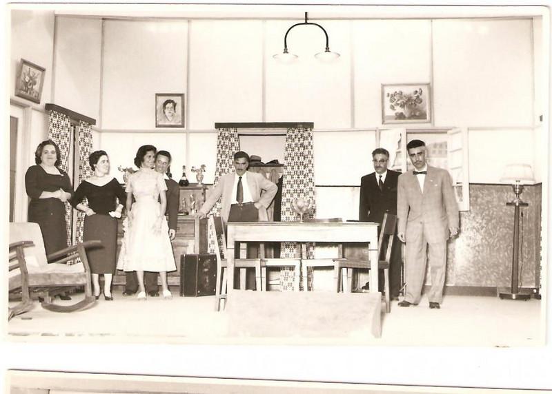 Cama, Mesa e Roupa Lavada, 1958 Eugenia Santos Sousa, Lurdes Ramos, Maria dos Anjos Simões, Ernesto Morais, Xico Paulos, Ramos e Oliveirinha