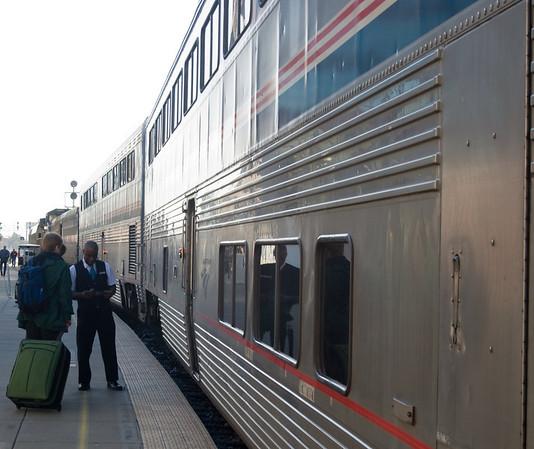 Amtrak Coast Starlight #11