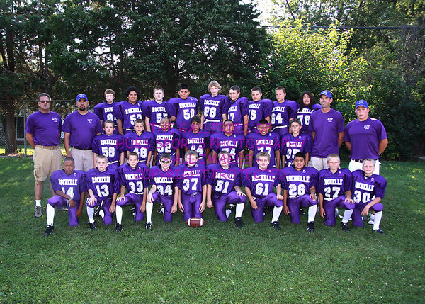2009 ROCHELLE JR TACKLE TEAM PICTURES
