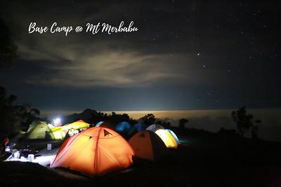 Mt Prau & Merbabu trip 2018 Raw Images
