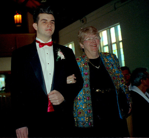 Diane & Pat Barnes wedding