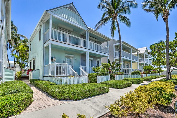 Exterior only Real Estate Vacation Rental Property Key Colony Beach