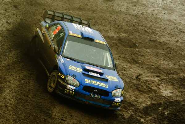 Rally of Wales 2007