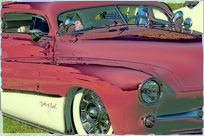 Peggy Sue Car Show