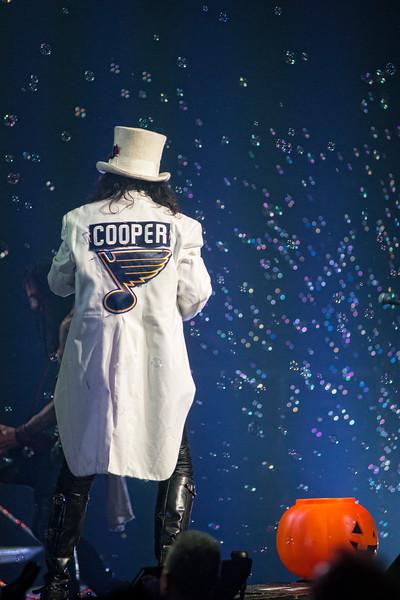 Alice Cooper October 20, 2018