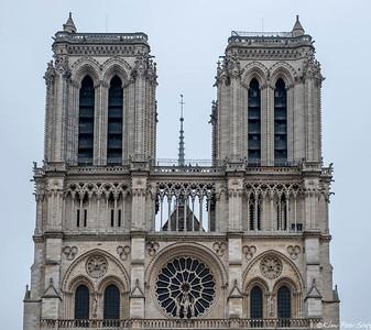 6a- Sainte-Chapelle, Notre Dame
