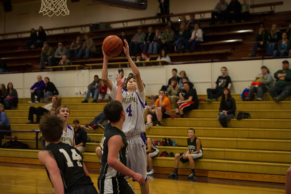 2014 MHS JV2 BOYS BB vs REEDSPORT
