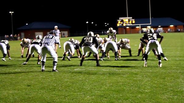 Football: Broad Run vs. Dominion - Dan Sousa