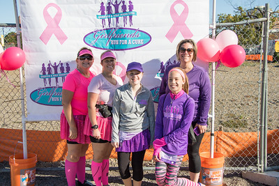GIrl Friends Run for a Cure 2018