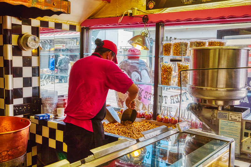 Monterey Bay - Candy Shop