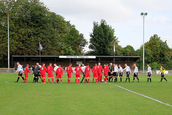 Mt. Pleasant Cambs Invitational Cup Final 2011/12