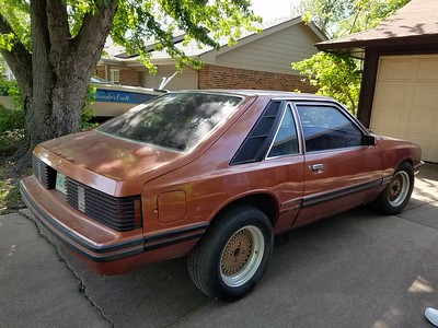 1982 Capri Renovation