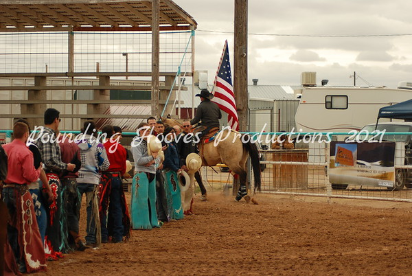 Horses and Broncs Sat 3-10-12