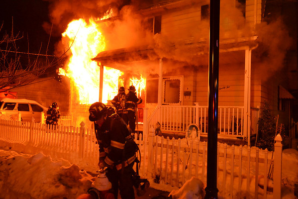 2014 Structure Fires