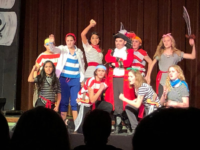 20181201 Peter Pan at Rolling Hills