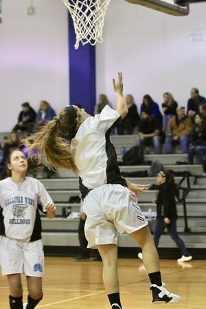 Sullivan West vs. Walton Girls Basketball 1-4-19