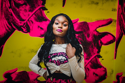 Chicago IL // Modeling Photography // Amara