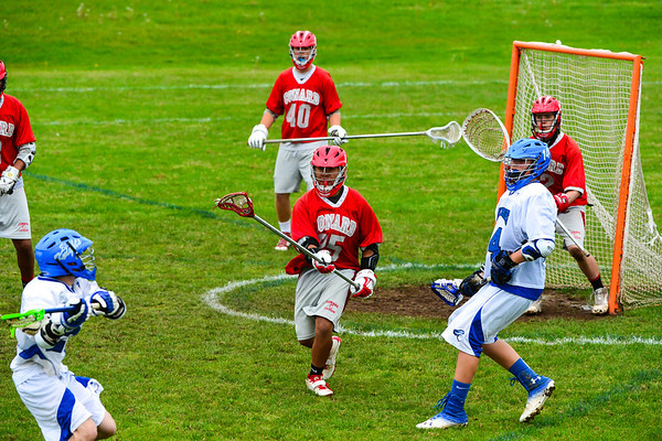 2013 - Junior Varsity (boys) v. Southington - May 11, 2013
