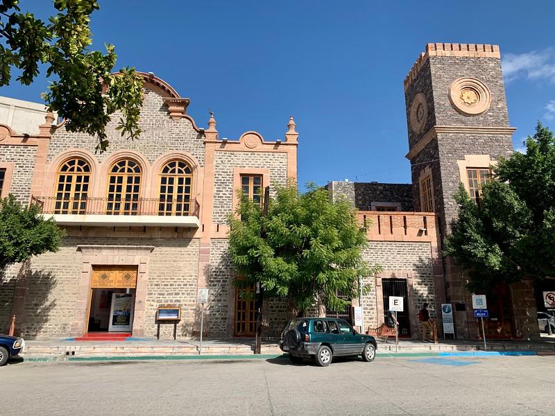 Old Town La Paz Mexico