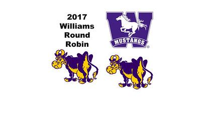 3 2017 Williams Round Robin Videos