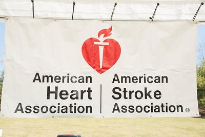 2015 American Heart Association Walk