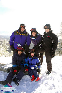 Jan.26th-Madonna Mt.-Smugglers' Notch