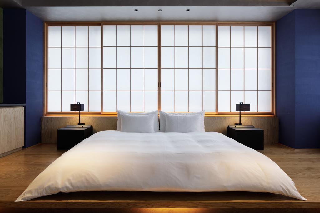 Hoshinoya Tokyo ryokan guest room