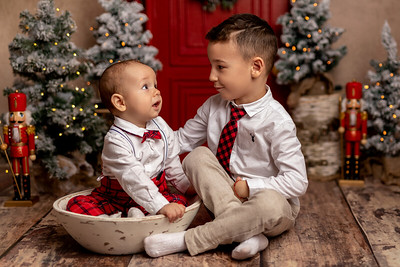 Dominic & Aris • Xmas