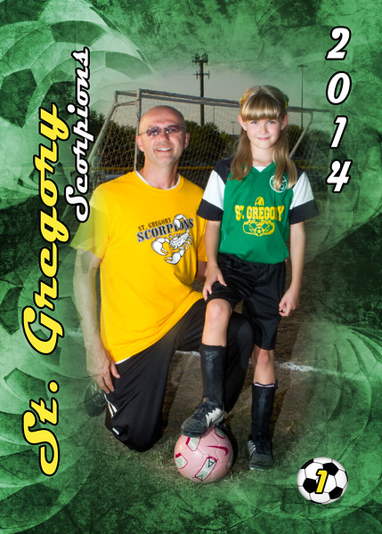 St. Gregory Soccer