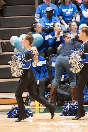 1-13-2018 Sherwood HS at Damascus HS Poms Invitational Division 1, Photos by Jeffrey Vogt Photography