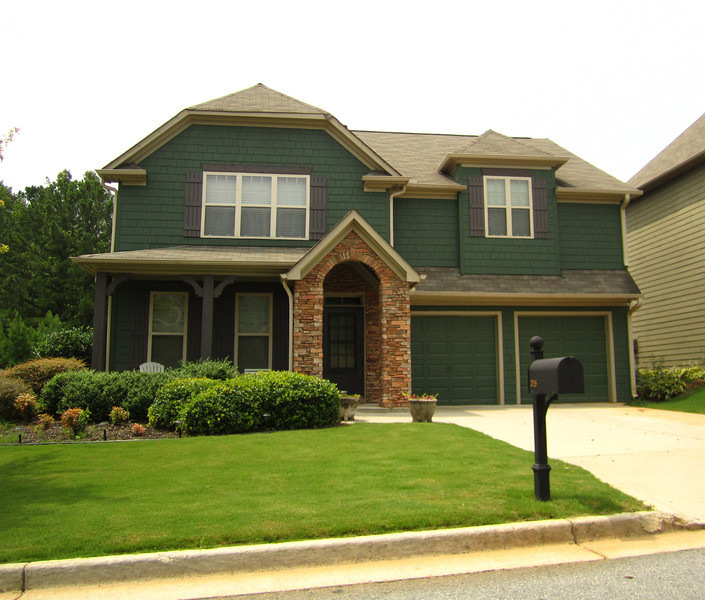 Bridgemill Canton GA Neighborhood Of Homes 048.JPG