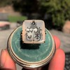 'Pineapple Family Crest' Chalcedony Ring, by Seal & Scribe 33