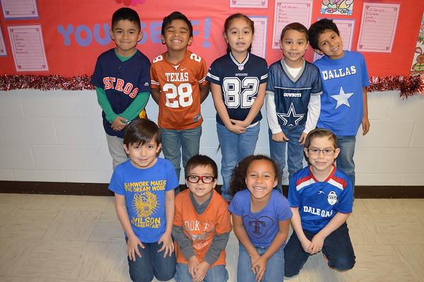 Texas Team Shirt