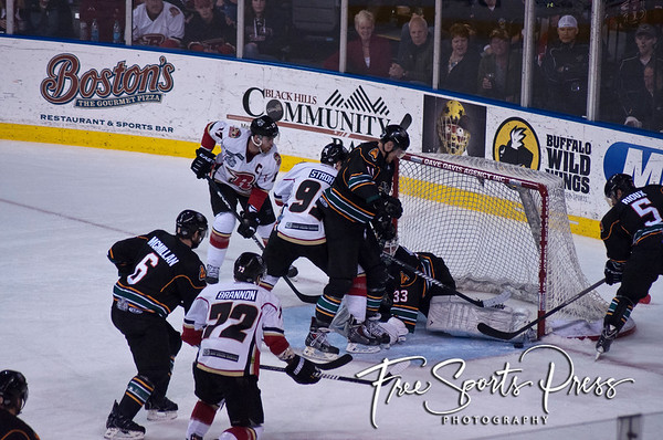 Rush vs Mallards (04/16/2014)