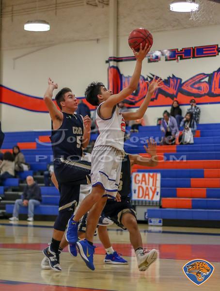 2019 - Kimball vs. Central Catholic Freshman Boys Basketball