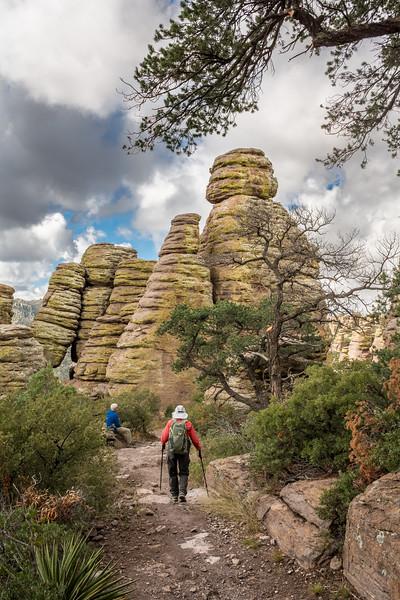 Chiricahua National Monument Hiker #2