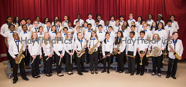 Middle School Band - Groups 12/17/14
