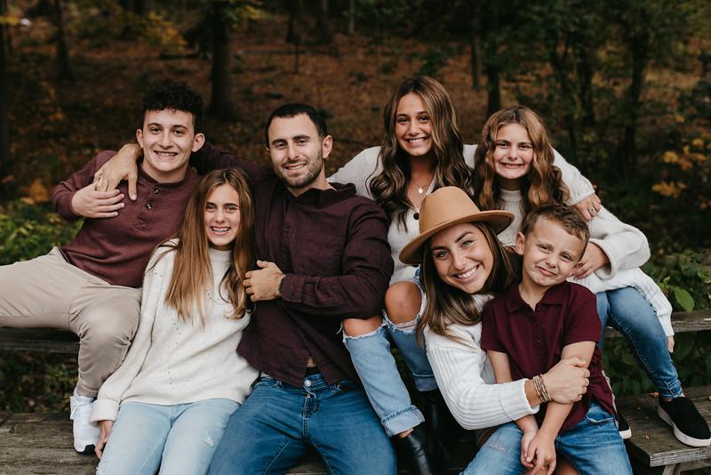 Italian Family Christmas Card