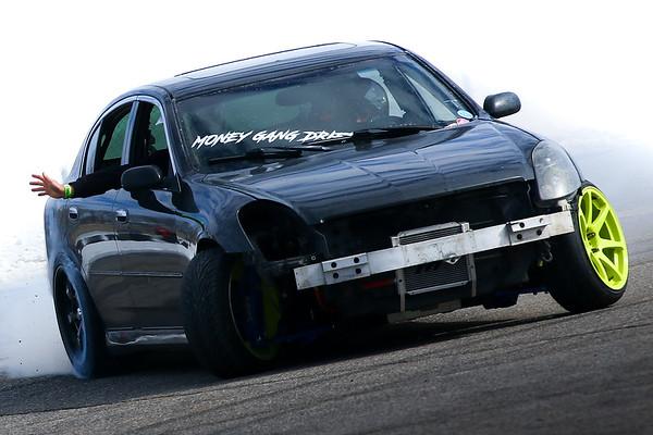 Clarksville Speedway Drift's 'Sweety Slide'