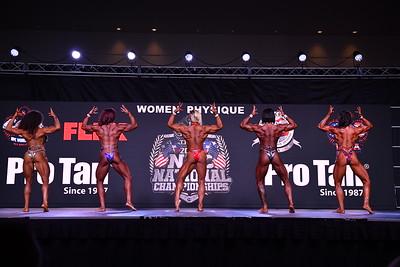 Women's Physique Open B & C