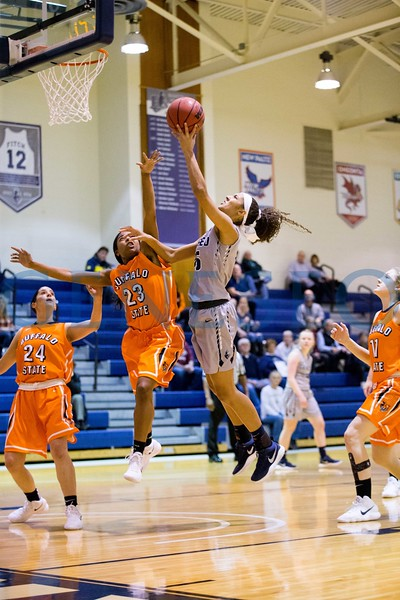 Women's Basketball vs. Buffalo State