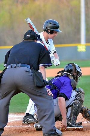 2011-03-22 BHS Baseball VS Ardrey Kell