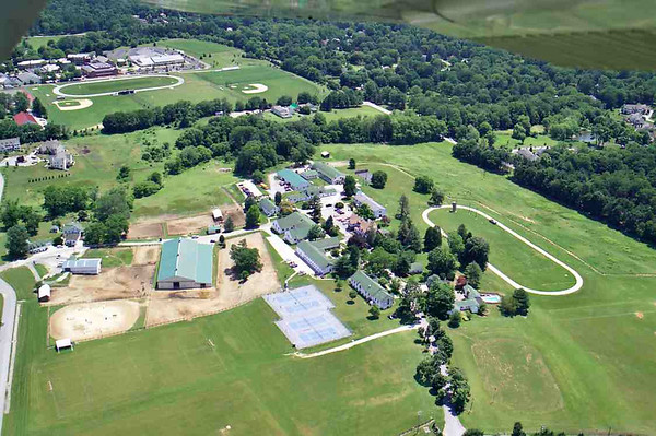 The Phelps School Aerials