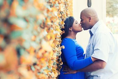 Ledlyne Melvin Engagement