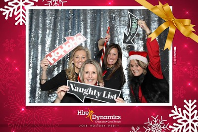 2018.12.15 Hire Dynamics Holiday Party